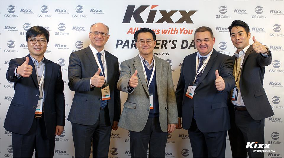 Kixx, Russia