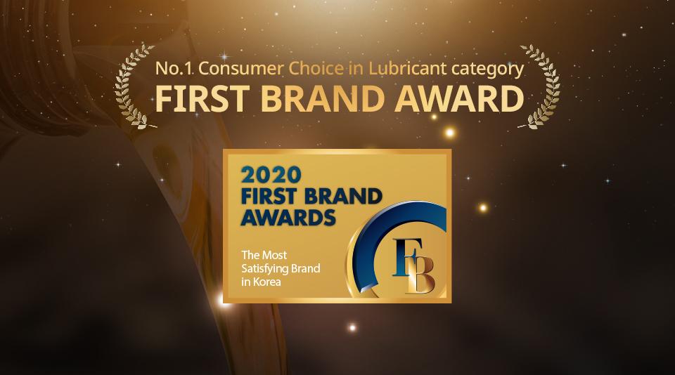 Kixx First Brand Award Banner Image