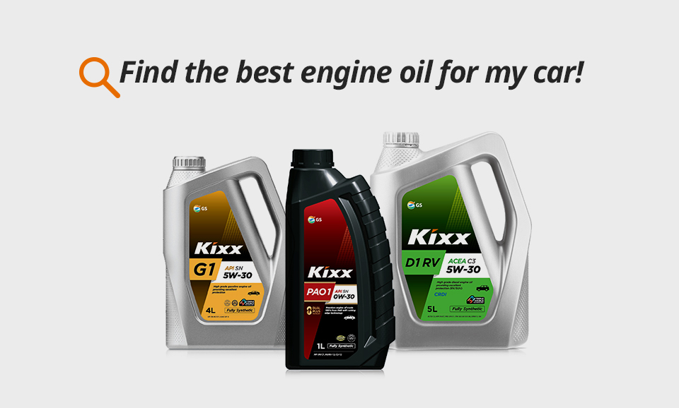 Choosing Engine Oil