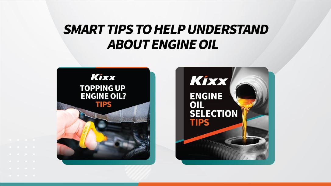 Kixx Engine Oil